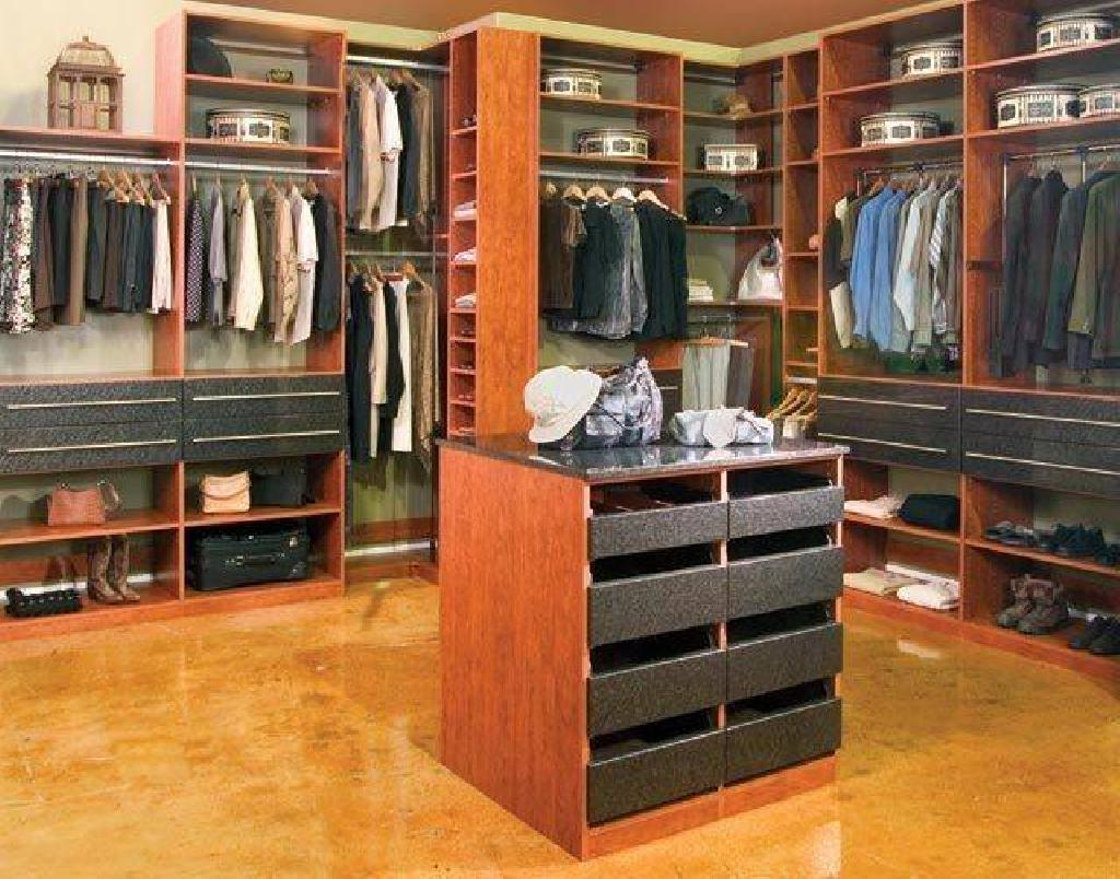 Closets To Go 10 Ft Master Walk In Closet Organizer