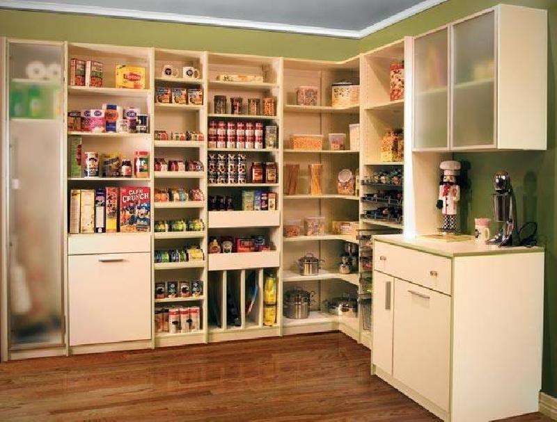 Closets To Go Chef Kithen Pantry Organizers
