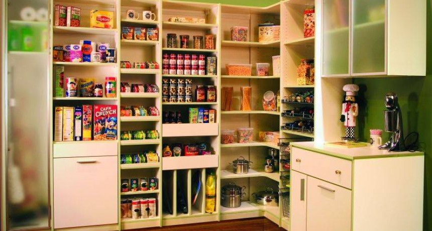 Organize Your Pantry System With Style & Grace!
