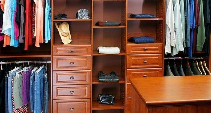 Start Designing Now & Create The Master Closet You Always Dreamed Of!